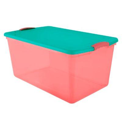 Caja Organizadora Wenbox Navidad 61L