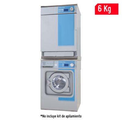 Lavadora Electrolux W555H y Secadora T5130 6kg