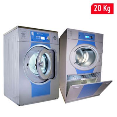 Lavadora W5180S y Secadora T5350 20kg