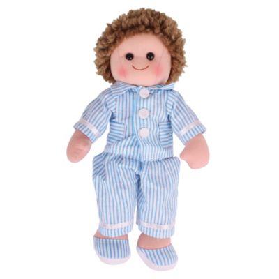 Arthur con pijamas rayado azul