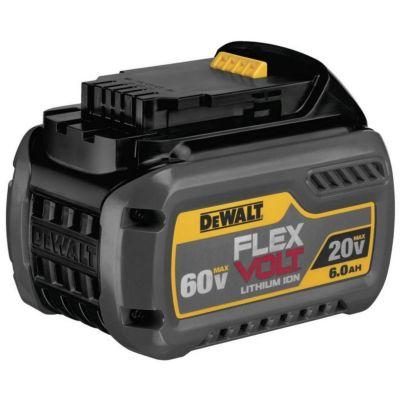Batería 60V 6.0Ah Flexvolt DCB606