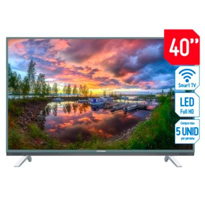 Televisor Smart Led Full HD 40''