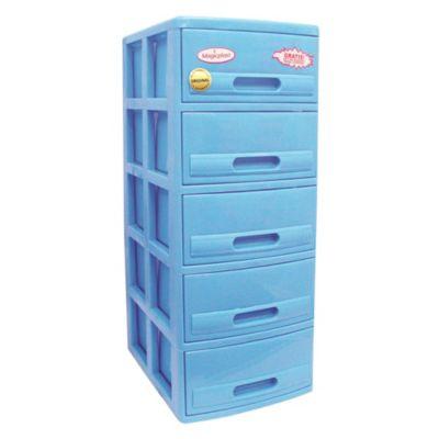 Cómoda Cabinet X5 Celeste