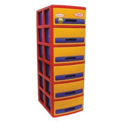 Cómoda Cabinet X6 Payasito Clásico