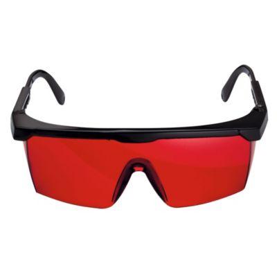 Gafas Rojas para Láser Rojo