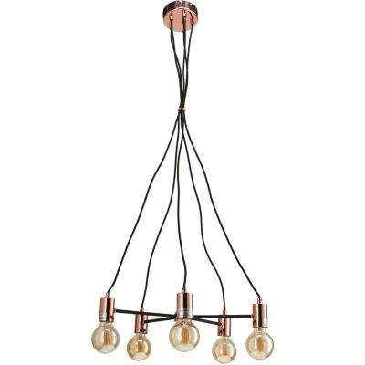 Lámpara Colgante Almere 5 Luces E27