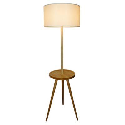 Lámpara de Pie Wiltz 1L E27 Natural