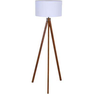 Lámpara de Pie Lisse 1L E27 Blanco Natural