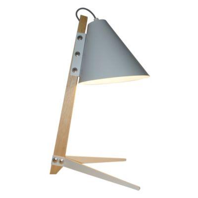 Lámpara de Escritorio Tribuna 1L E27 Blanco
