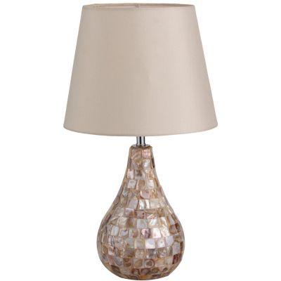 Lámpara de Mesa Silves 1L E27