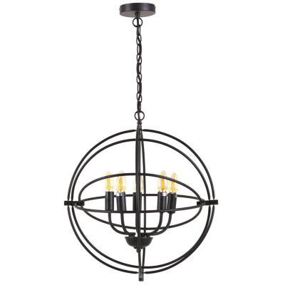 Lámpara Colgante Taupo 5L E14