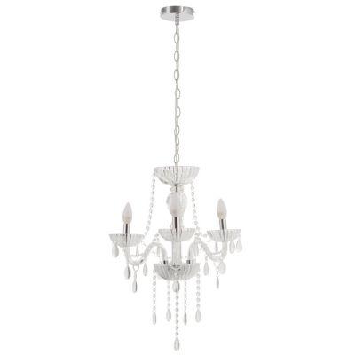 Lámpara Colgante Auriga 3 Luces E14