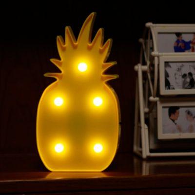 Luminaria Decorativa Marquee Piña