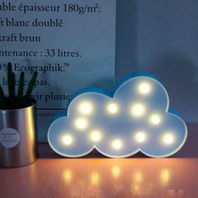 Luminaria Decorativa Marquee Nube