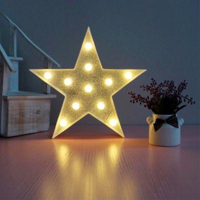 Luminaria Decorativa Marquee Estrella