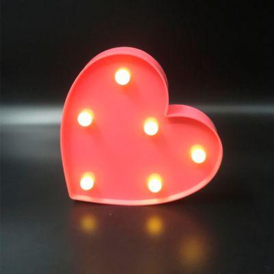 Luminaria Decorativa Marquee Corazón