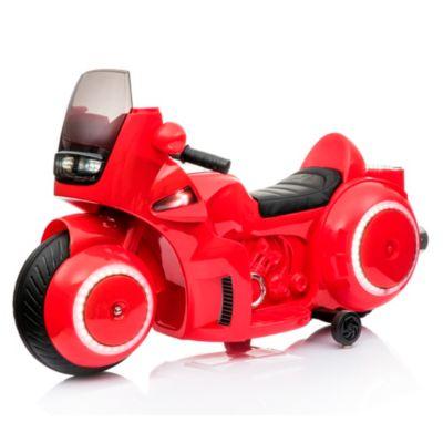 Moto a Batería Rojo