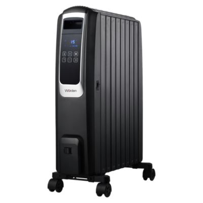Calefactor Oleo Eléctrico LED