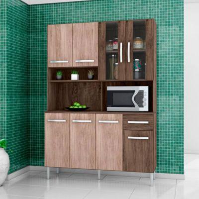 Mueble de cocina Naxos Terrarum/Acacia