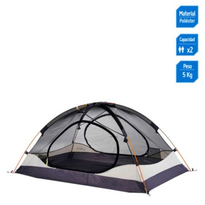 Carpa Backpacker para 2 personas