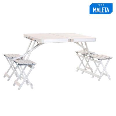 Set de mesa plegable 82 x 34 cm
