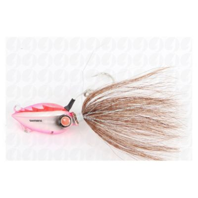 Señuelo Lucbuck 60gr Pink Whit