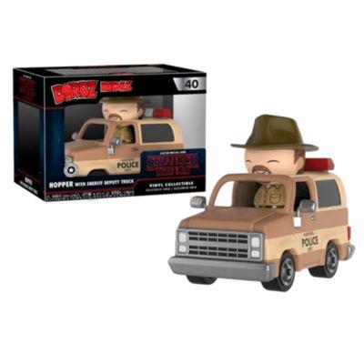 Hopper & Sheriff Deputy Truck