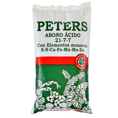Peters abono ácido 300 gr