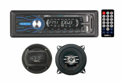 Combo Radio Bluetooth + Parlante 10cm CB-2020BT
