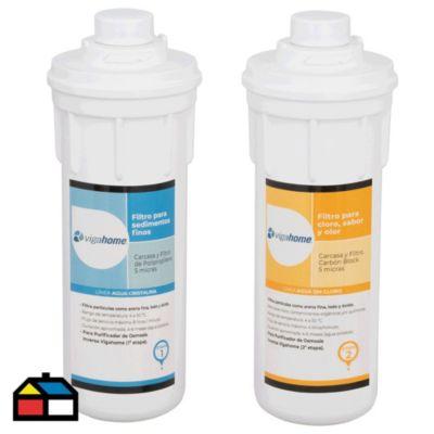 2 Pre Filtros de Osmosis para Lavadero