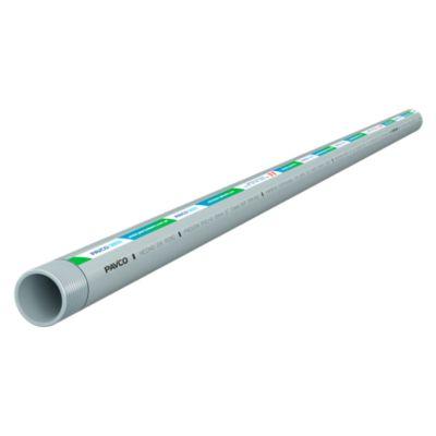 """Tubo PVC 1 1/2""""x 5 m CR"""