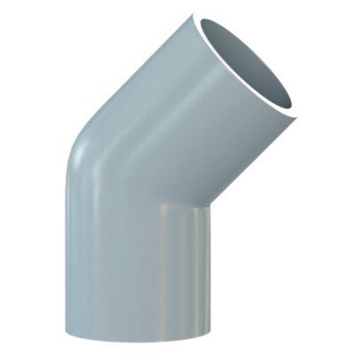 """Codo PVC-P  sp 1"""" 45°"""