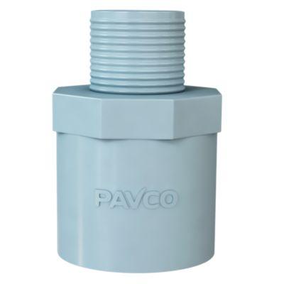 """Adaptador PVC 1/2"""" SP"""