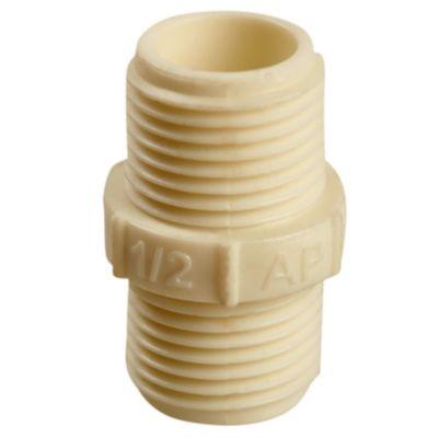 """Niple PVC c/r 1/2"""""""