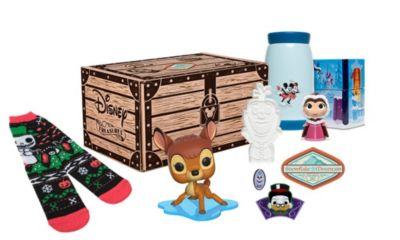 Box Disney Snowflake Mountain