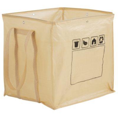 Contenedor de plástico plegable para Reciclaje