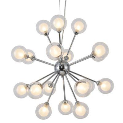 Lámpara Colgante Atom 18L G9