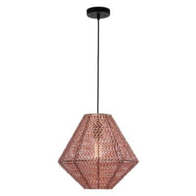 Lámpara Colgante Cadiz 1L E27