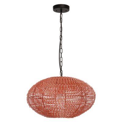 Lámpara Colgante Merida 1L E27
