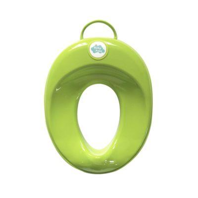 Asiento de Inodoro con Ajuste Verde
