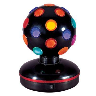 Lámpara Bola Disco Fiesta negro