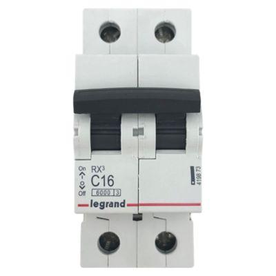 Interruptor Termomagnético 2X16A Legrand
