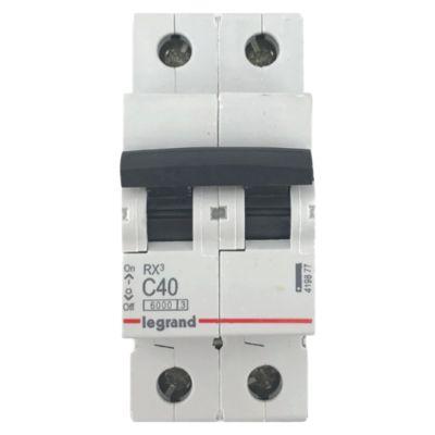 Interruptor Termomagnético 2X40A Legrand