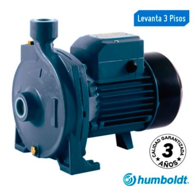 Bomba De Agua Centrifuga 1.0 HP Humboldt