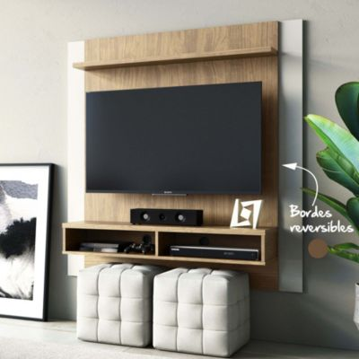 Panel TV Capri Avellana 42''
