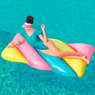 Flotador Inflable Candy Loungue