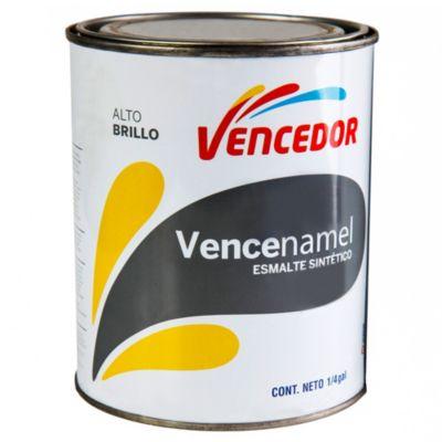 Esmalte Sintético Vencenamel  Marfil 1/4 gl