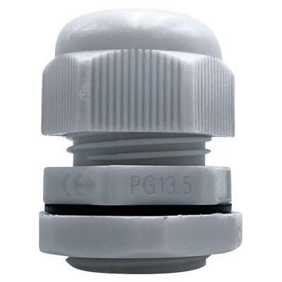 Prensaestopa PG-13.5 para cable 6 - 12 mm