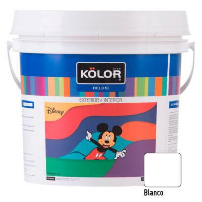 Pintura Látex Disney 1L Blanco