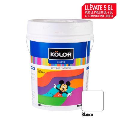 Pintura Látex Disney 20L Blanco